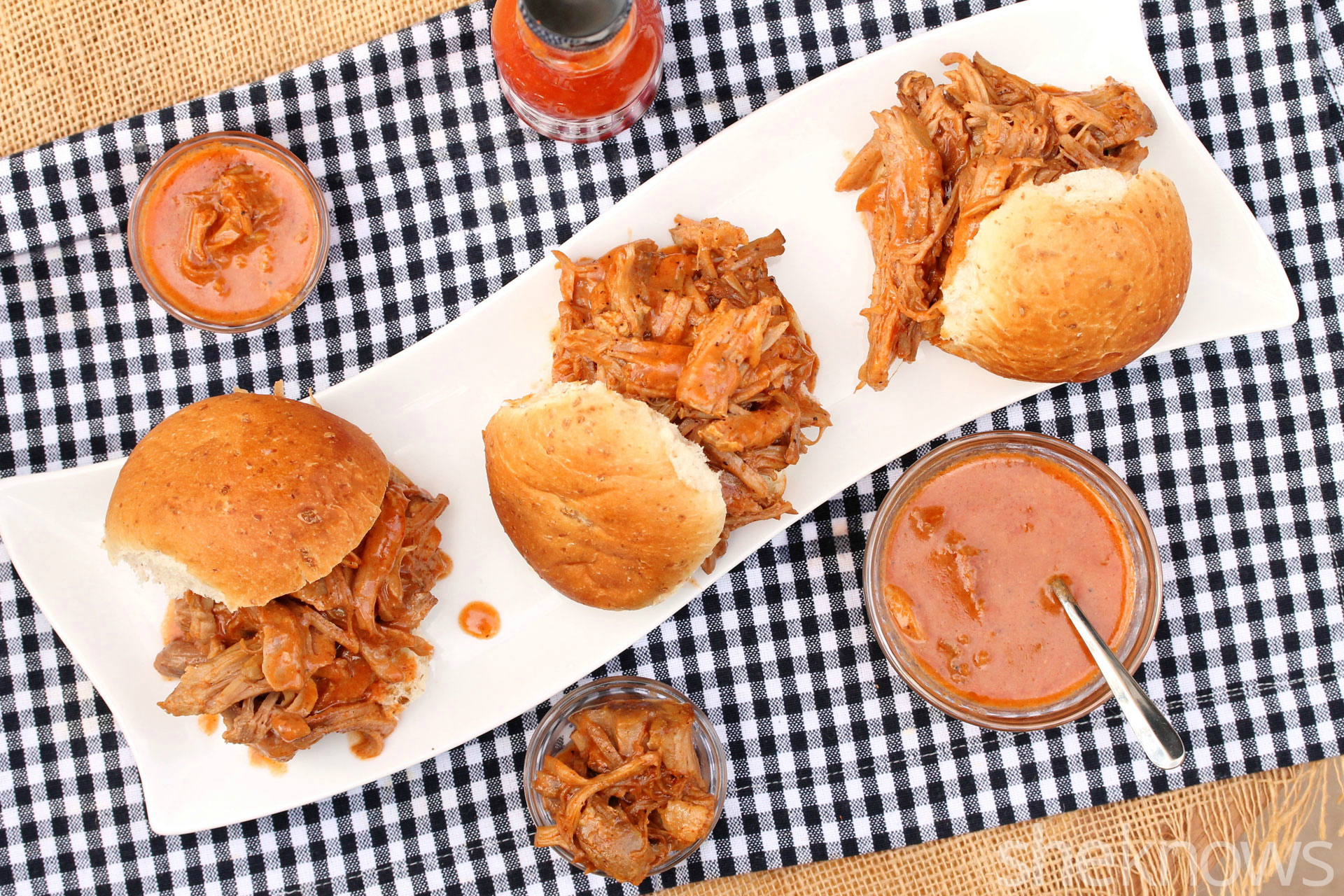 Buffalo-wing-pork-sliders