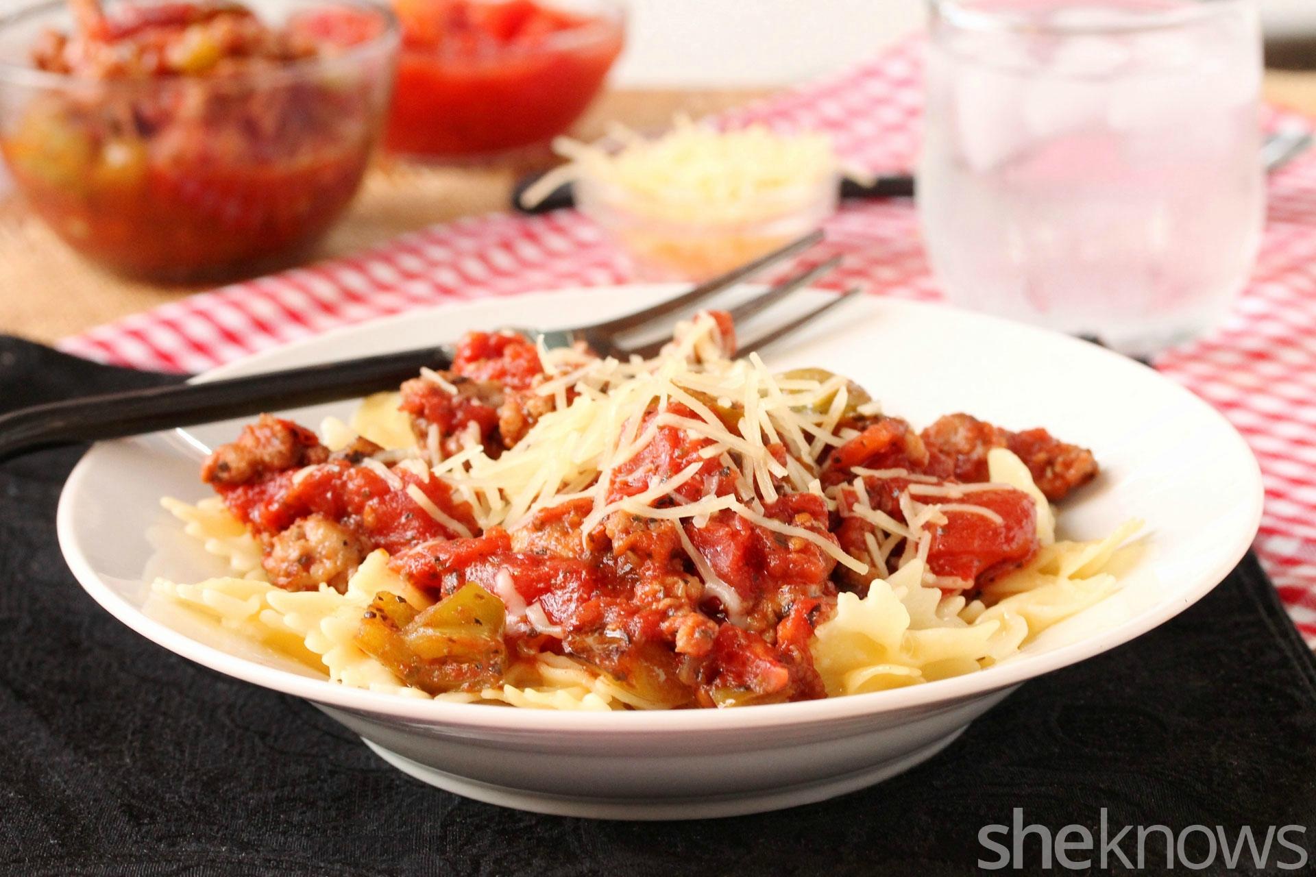 tomato-pasta-sauce-with-sausage