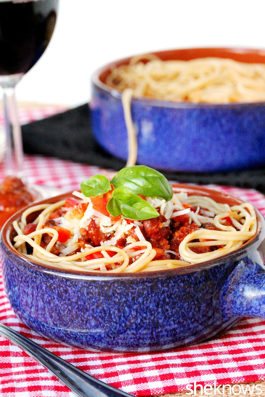 2 chili spaghetti