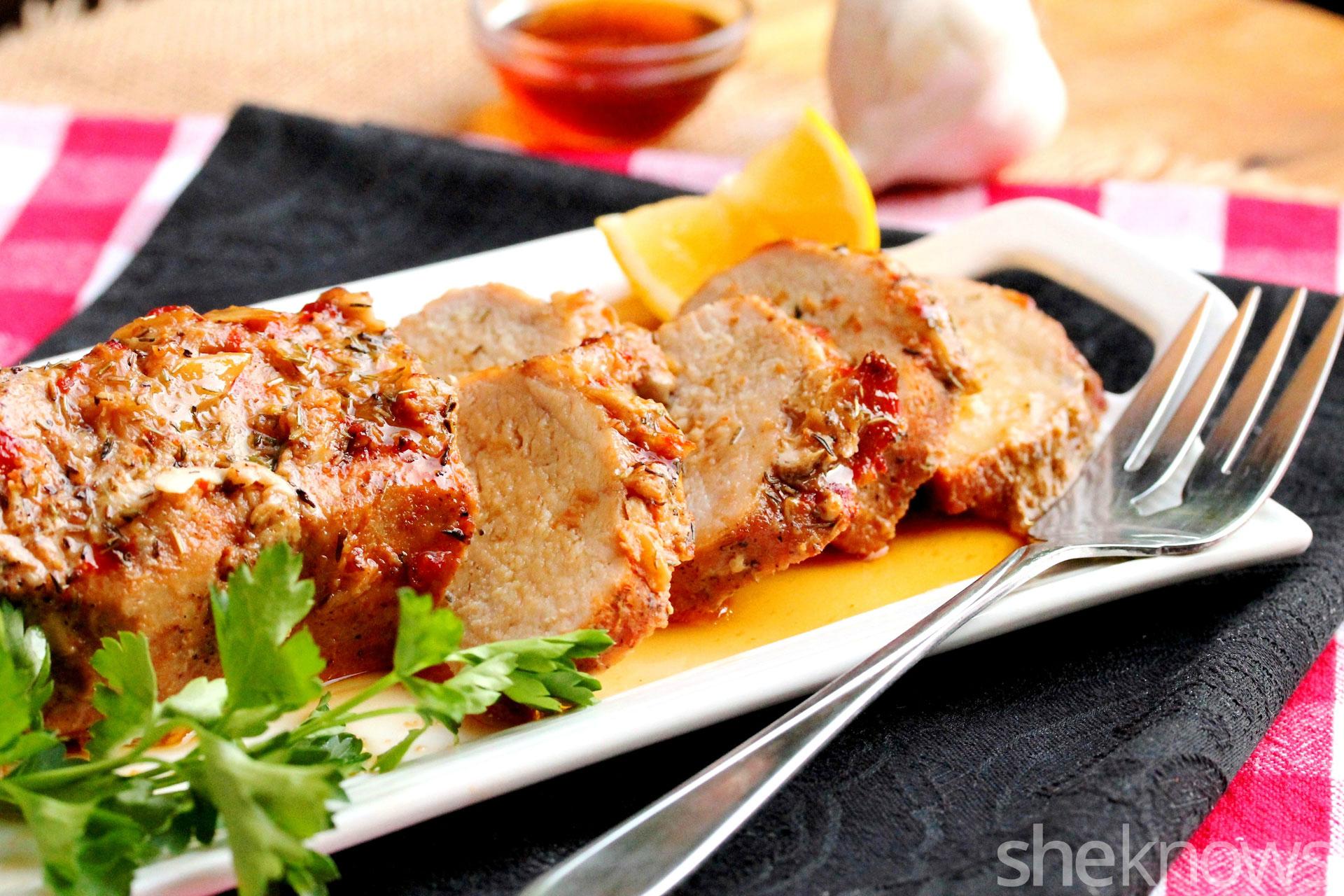 Honey-garlic-pork-loin