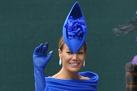 Tara palmer-tomkinson hat