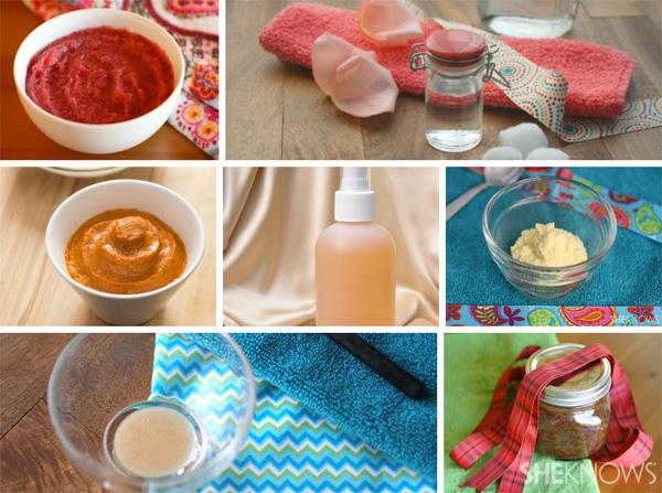 Beauty DIYs for the face | SheKnows.com
