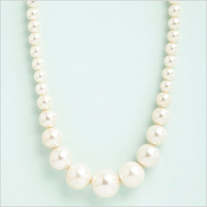 Grand Central Sophistication Necklace(modcloth.com, $25)