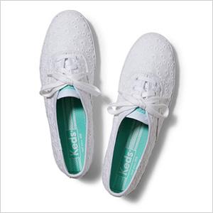Keds Champion Eyelet Shoe (keds.com, $50)
