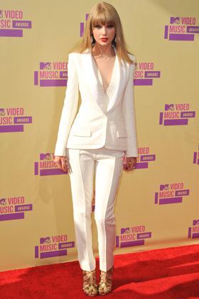 Taylor Swift at 2012 VMA