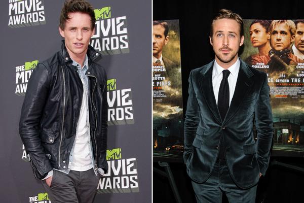 Eddie Redmayne, Ryan Gosling