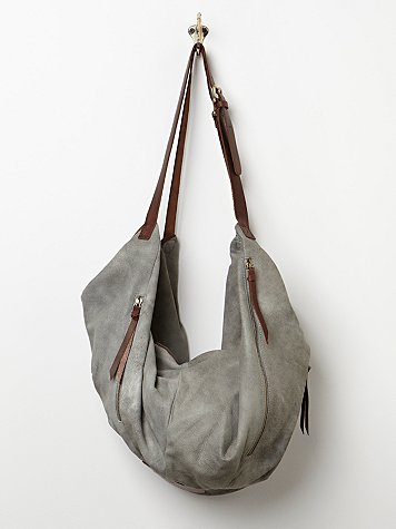 Old Trend Washed Leather Hobo Bag
