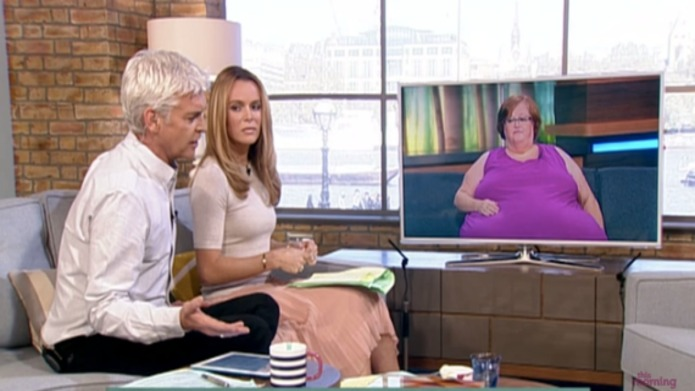 Was This Morning's Phillip Schofield too