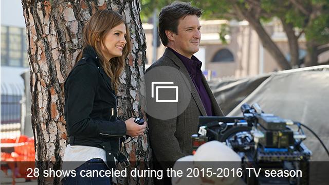 2016 canceled shows slideshow