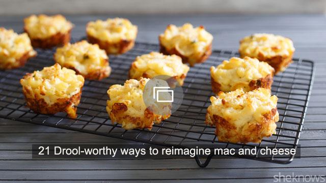 21 Drool-worthy ways to reimagine mac and cheese