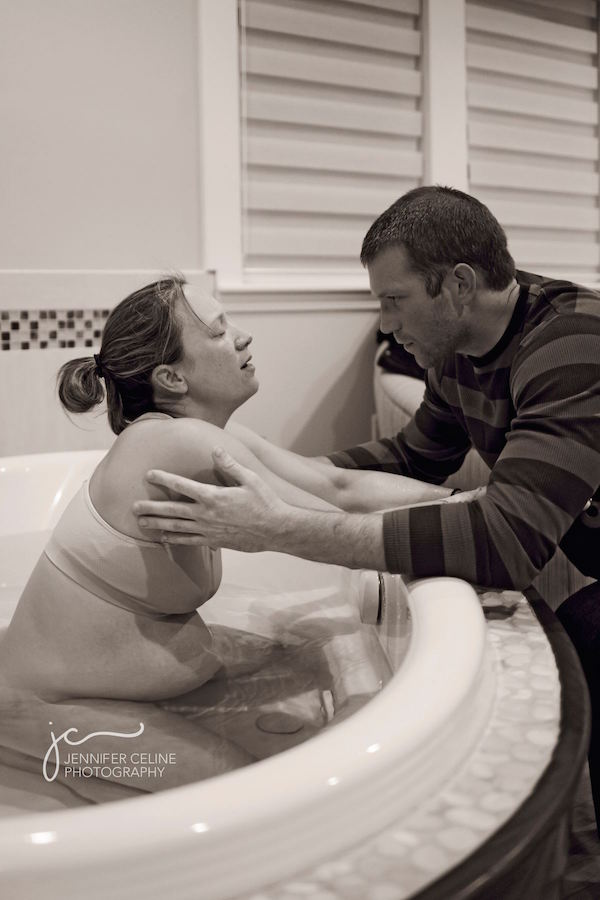 What Does Water Birth Look Like Stunning Photos True