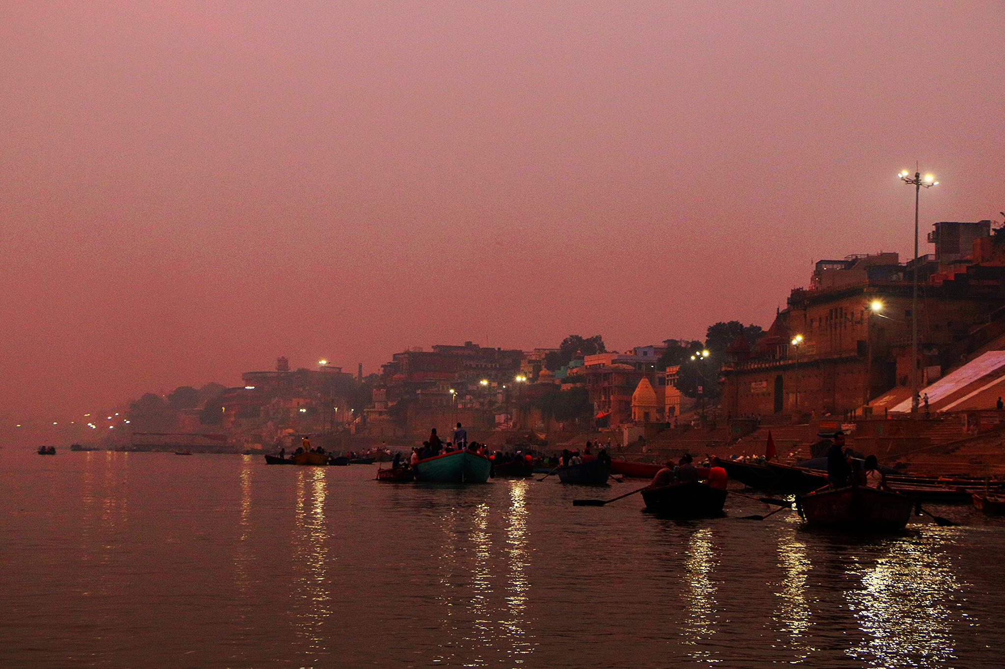 Where to Travel Based on Your Zodiac: Pisces - Varanasi, India