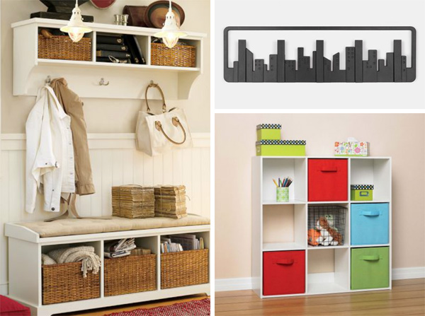 24 ways to store your winter accessoriese
