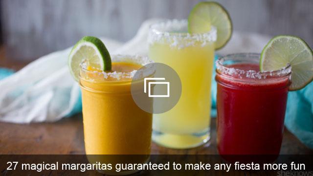 27 magical margaritas guaranteed to make any fiesta more fun