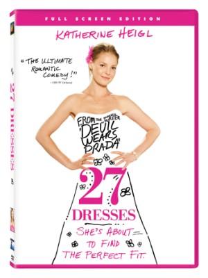 Katherine Heigl's bringing her 27 Dresses to DVD