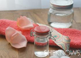 DIY rosewater skin toner | SheKnows.com