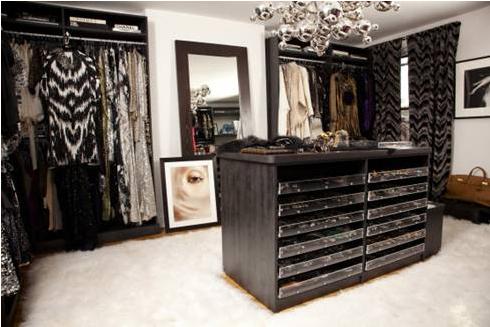 A dream closet