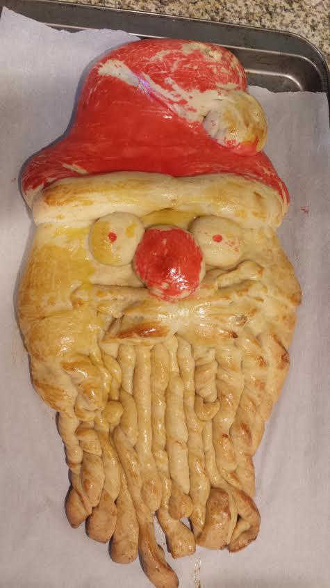 santa bread fail