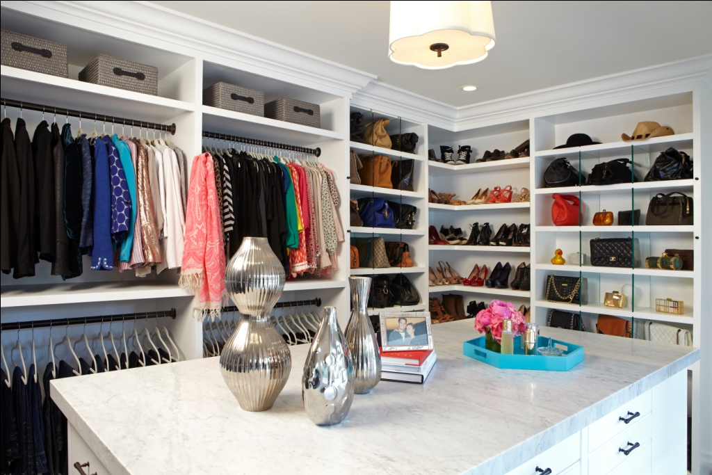 Giuliana Rancic's Closet: Designed by LA Closet Design