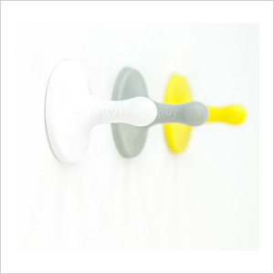 Accessories for the bright modern bathroom