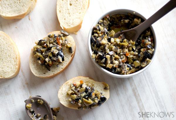 Olive spread | SheKnows.com
