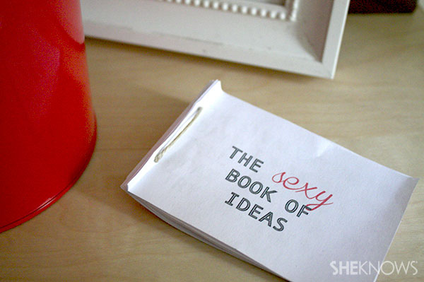 The sexy book of ideas