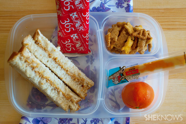 Almond butter and honey sandwich recipe