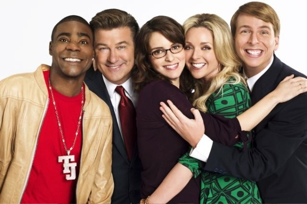 The cast of 30 Rock have been racking up the Emmy nominations