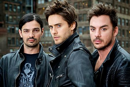 30 Seconds to Mars rocks South America for Lollapalooza
