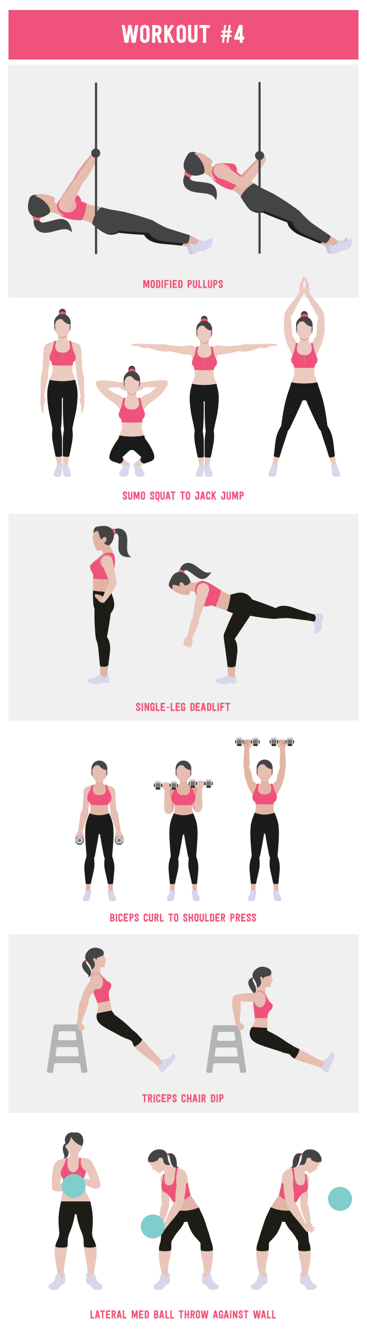 One of five incredible 30-minute workouts