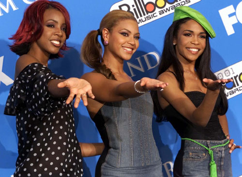 Destiny's Child: won 5 awards including