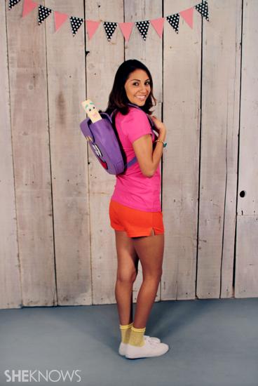 Dora the Explorer Halloween costume