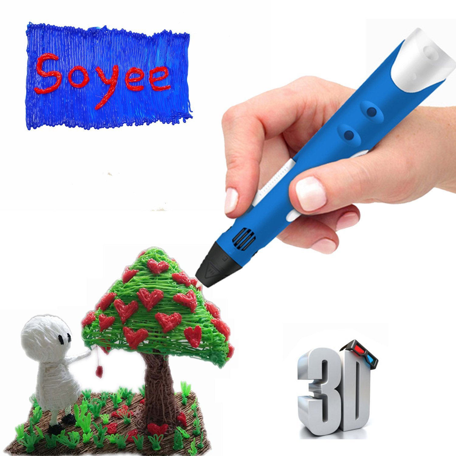 Gifts for Impossible People | 3D Pen Doodler at Amazon