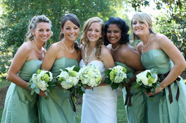 4 Bridesmaids