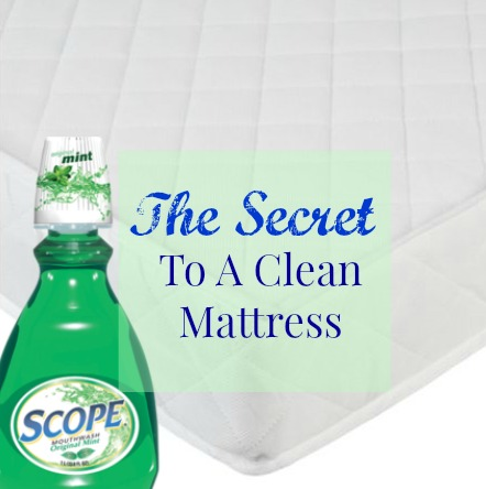 Bed wetting stains