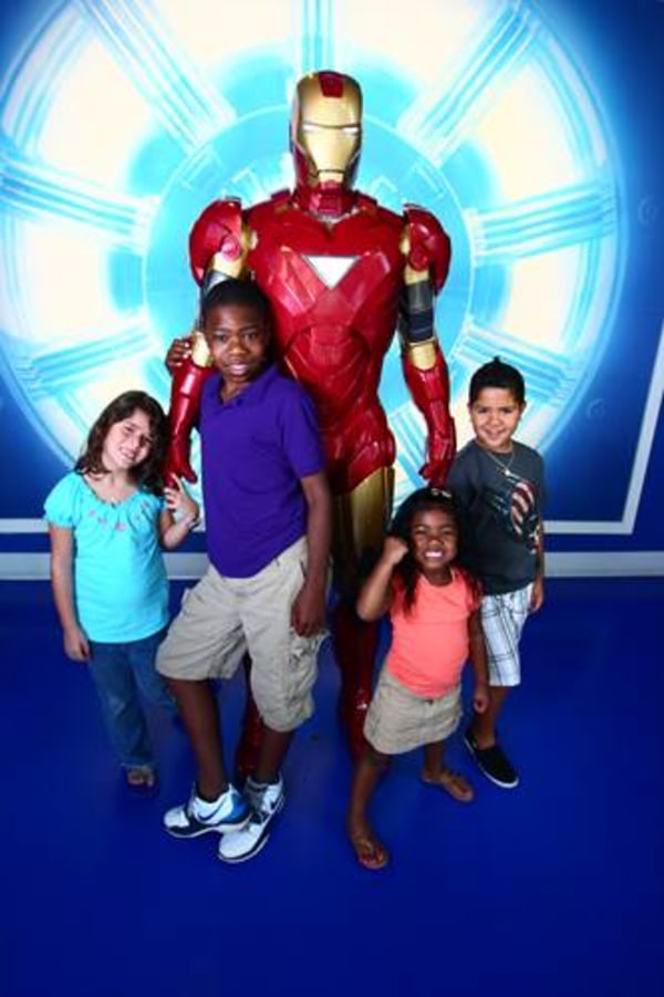 Marvel Super Heroes Experience