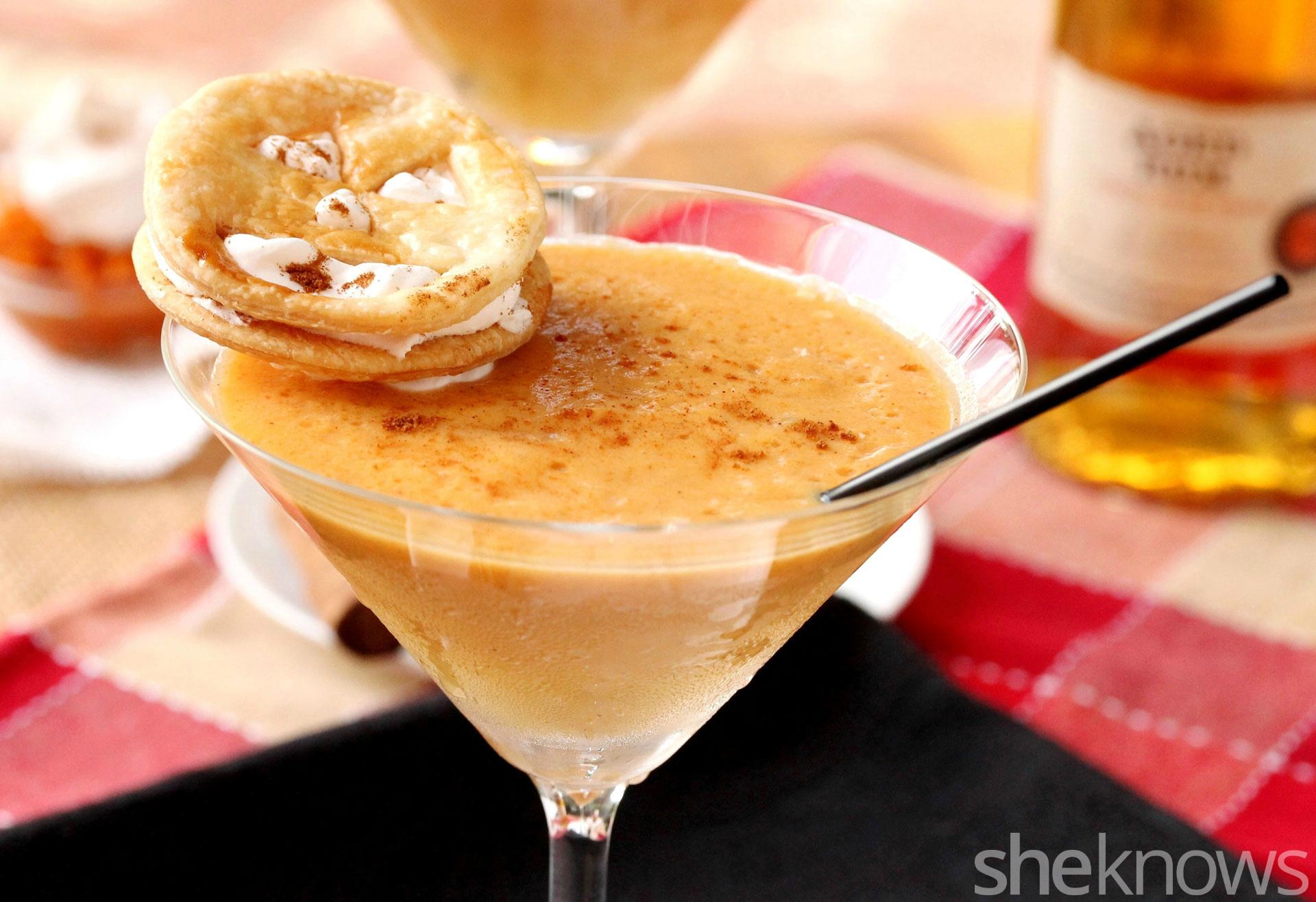 pumpkin-pie-daiquiri-with-rum