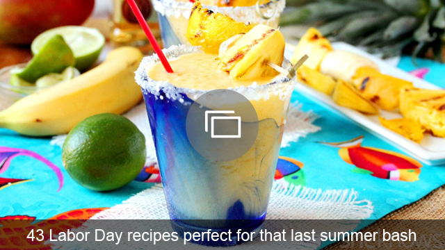 43 Labor Day recipes perfect for that last summer bash