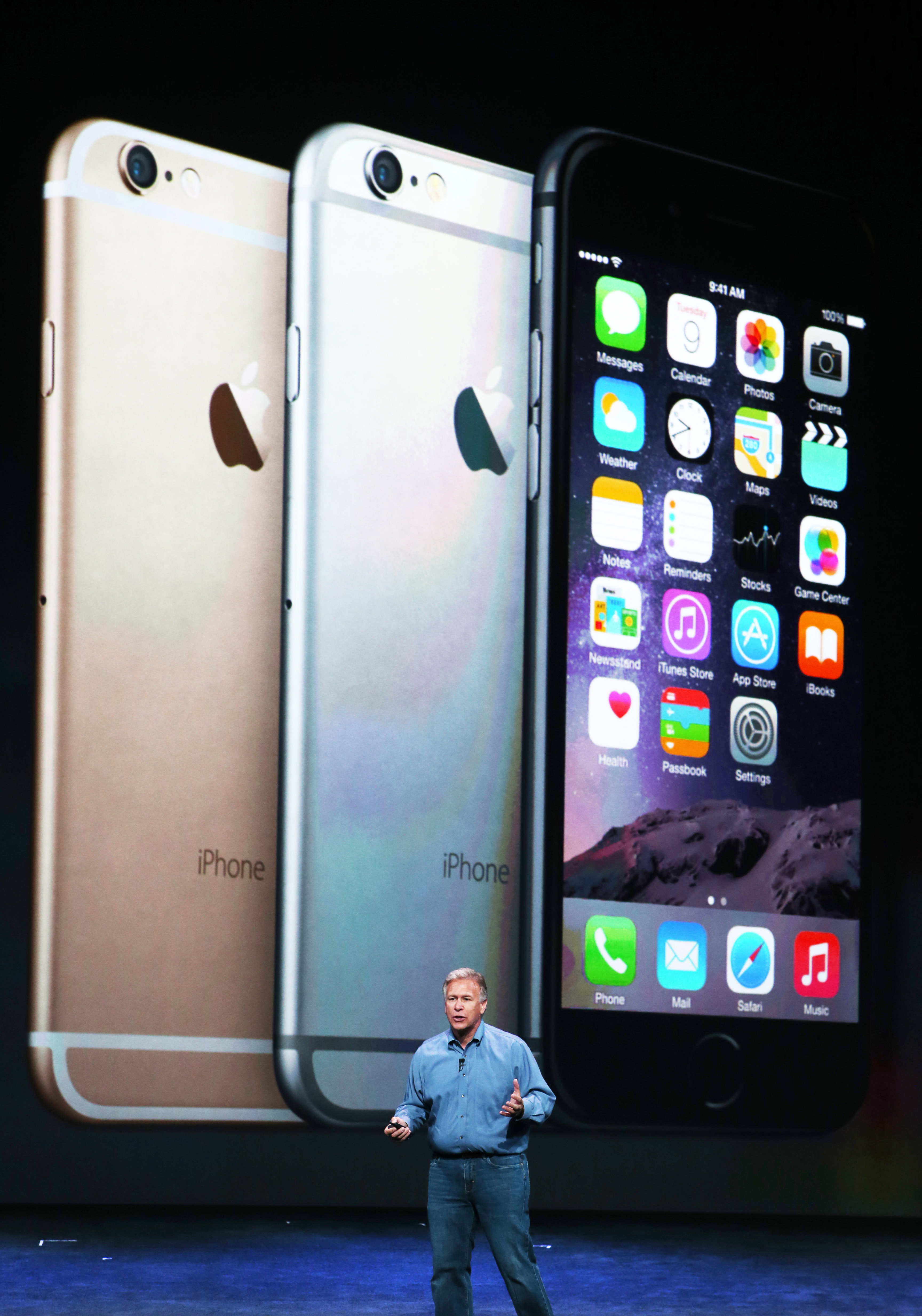 Iphone 6 events 2