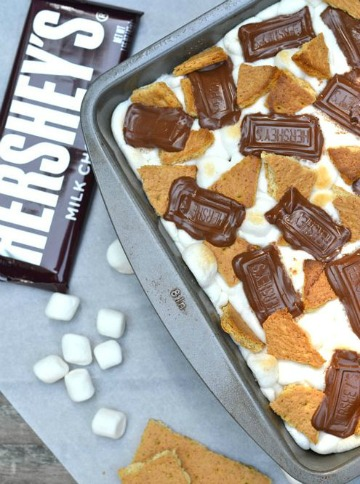 S'mores, anything