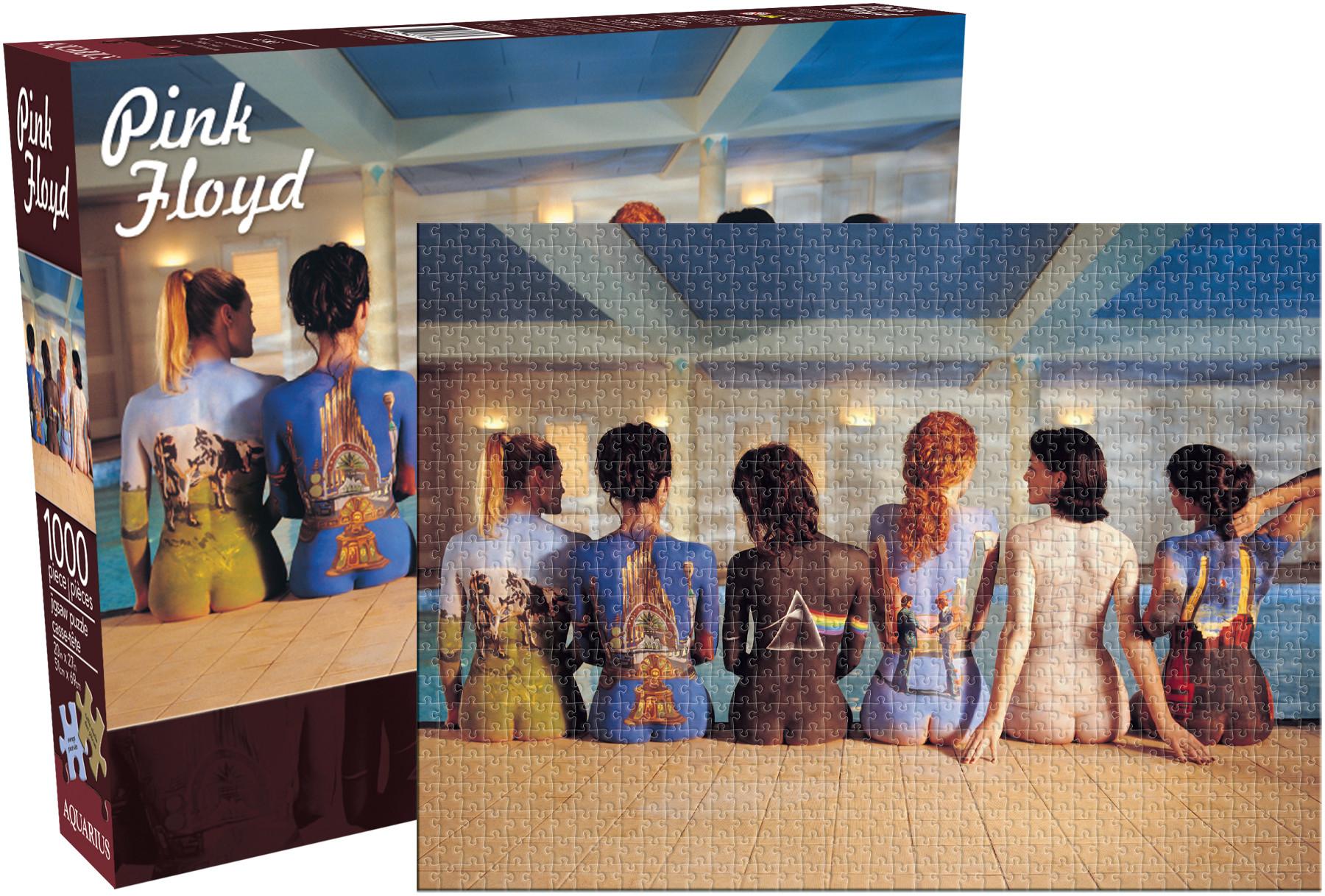 Pink Floyd album art puzzle