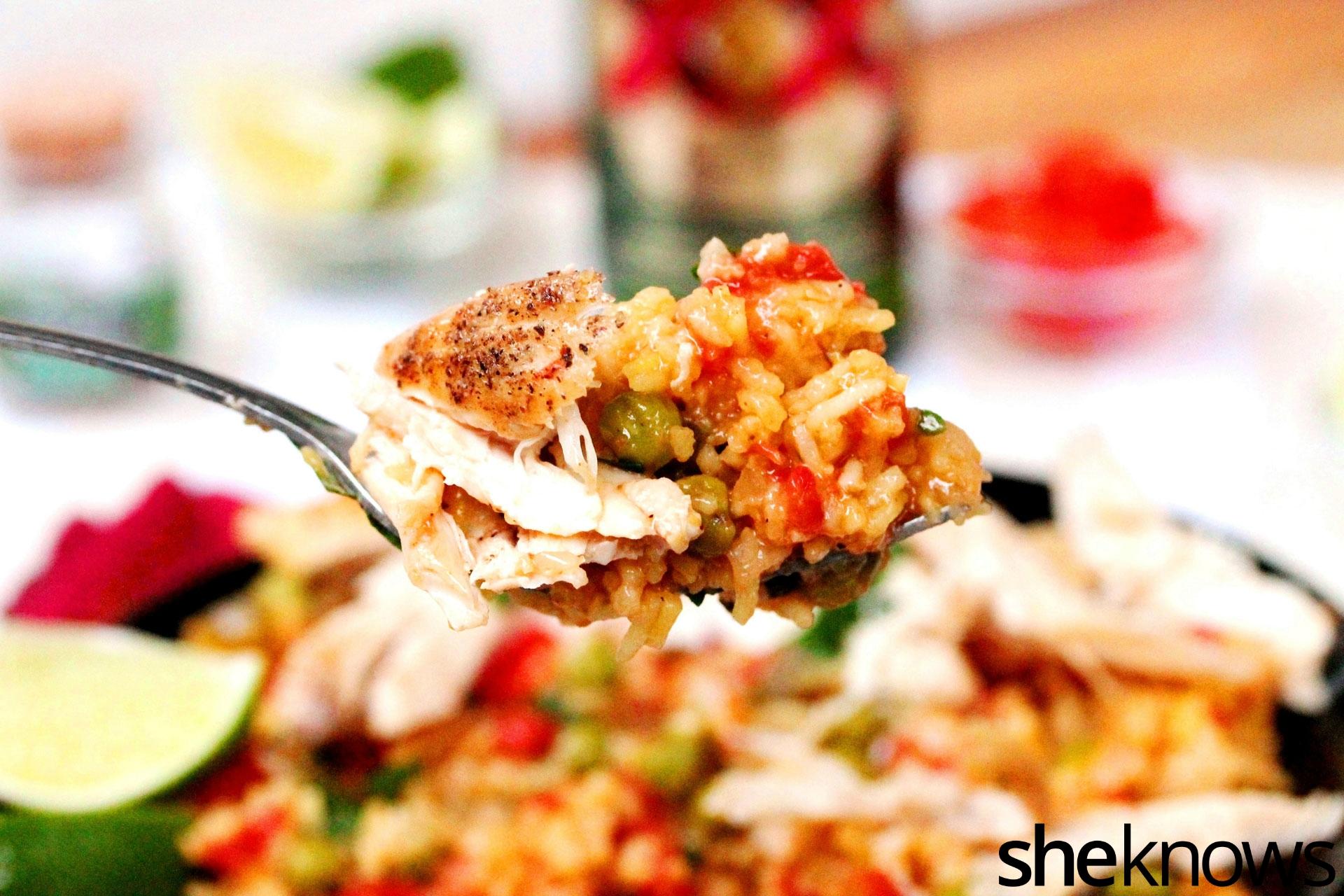 bite-of-chicken-and-rice