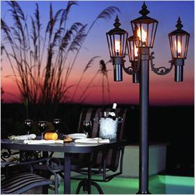 Islander patio lantern