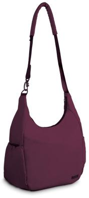 Pacsafe -- Citysafe 400 GII Anti Theft Hobo Bag