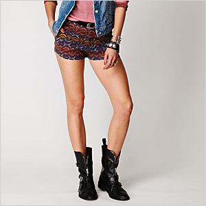 Boyish Figure shorts