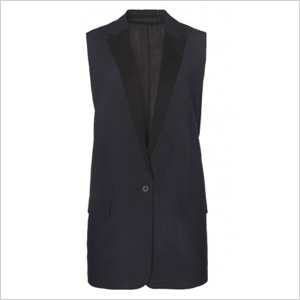 Rock an oversize vest