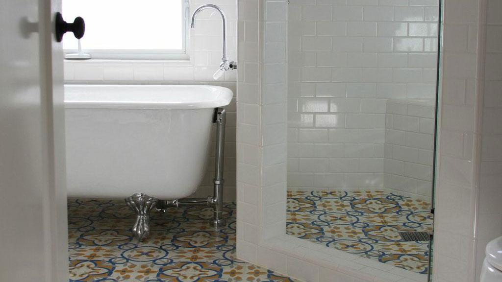 Granada tile/St. Tropez design