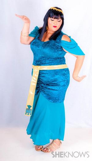 Egyptian Jewel Costume (Sonsi.com, $84.99)