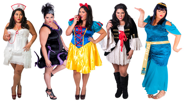 5 Halloween costumes for the curvy girl | SheKnows.com