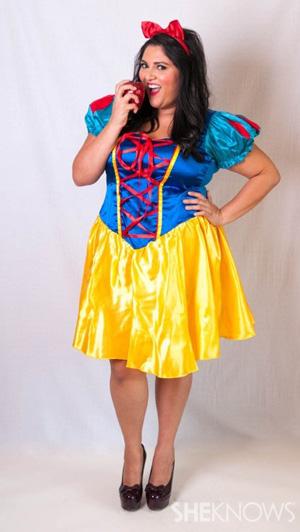 Disney Classic Snow White Costume (Torrid, $45)